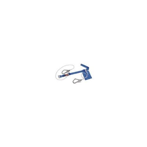 ツヨロン ランヤード2本式 DIA安全帯 ブルー DIA2599SBL4BP [その他]