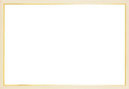 木製パズルフレーム ウッディーパネルエクセレント ゴールドライン ナチュラル (49x72cm)