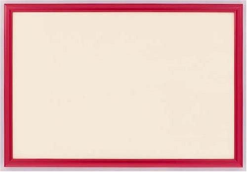 木製パズルフレーム ウッディーパネルエクセレントシャインレッド (36x49cm)