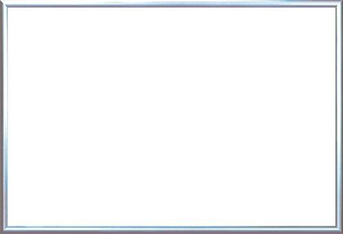 アルミ製パズルフレーム パネルマックス シルバー (50x75cm)