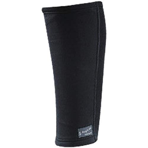 おたふく手袋 ボディータフネス 発熱防風 保温 レッグウォーマー ブラック M JW-123 5枚セット