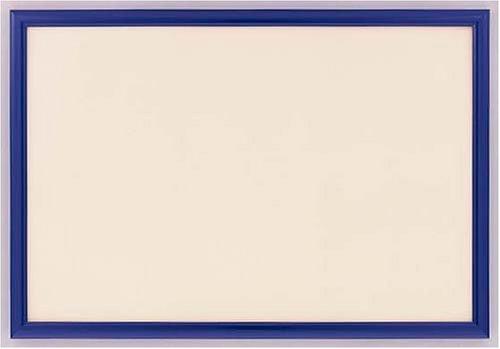 木製パズルフレーム ウッディーパネルエクセレント シャインブルー (36x49cm)