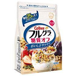 カルビー フルグラ 糖質オフ 600g×6袋入×(2ケース)