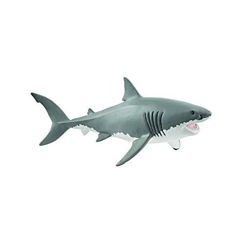 シュライヒ ワイルドライフ ホホジロザメ フィギュア 14809