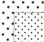 フレンズヒル クールスカーフ ミックスドット ホワイト 53x53 熱中症対策 ひんやり 冷感 IS-259-162
