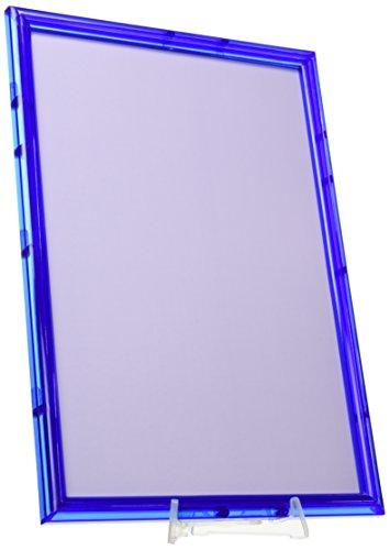 パズルフレーム クリスタルパネル ブルー(26x38cm)