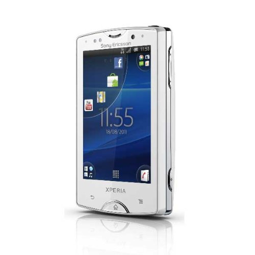 SONY XPERIA mini Pro SK17i SIMフリー (White)