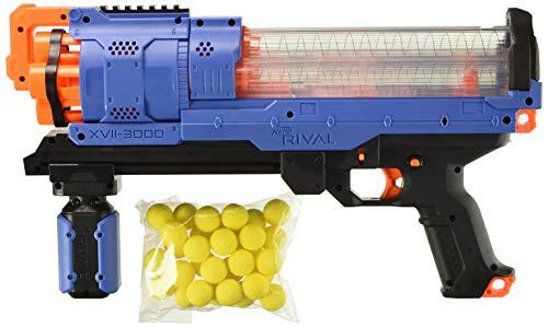 Nerf Rival Artemis XVII 3000アクションフィギュア、ブルー B8237UF0