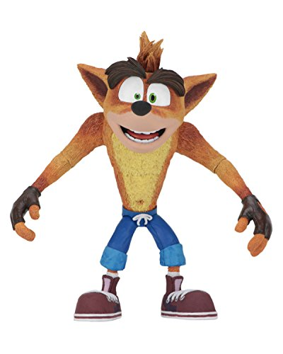 NECA Crash Bandicoot 7