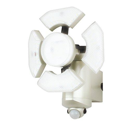 大進(ダイシン) センサーライト DLA-5T200 本体: 奥行18.5cm 本体: 高さ21cm 本体: 幅14.5cm