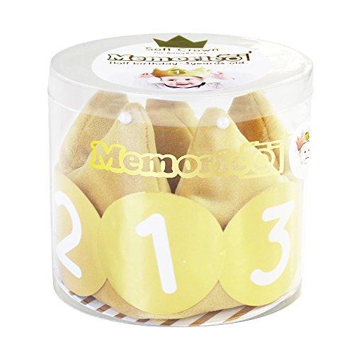 ノルコーポレーション メモリコ ゴールド memorico gold ソフトクラウン マスタードイエロー BDZ-27-01