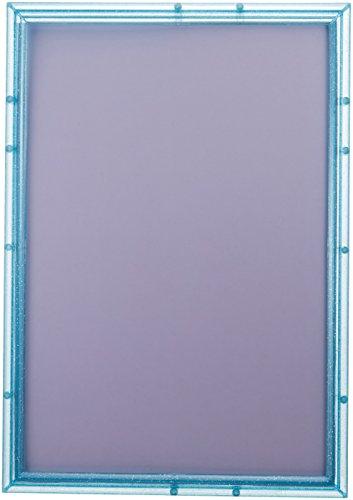 パズルフレーム クリスタルパネル キラブルー(26x38cm)