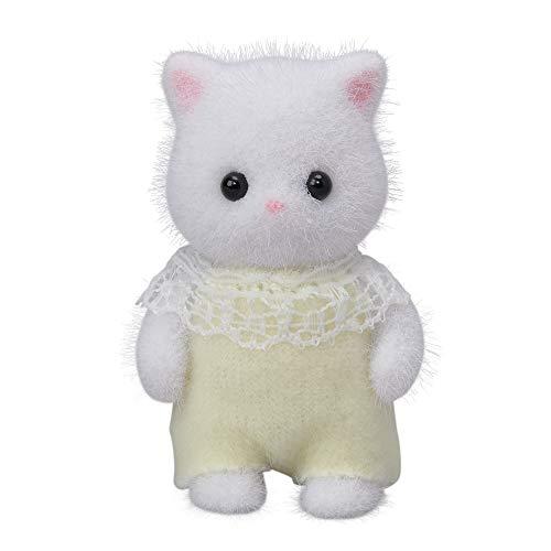 シルバニアファミリー 人形 ペルシャネコの赤ちゃん ニ-107