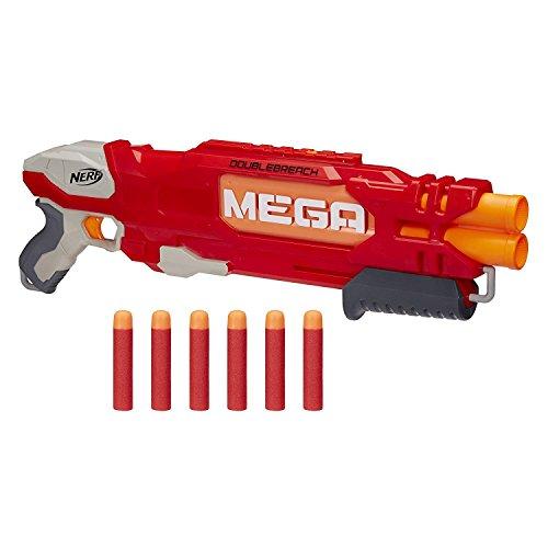 Nerf N-Strike Mega DoubleBreach Blaster ナーフメガダブルブリーチブラスター [並行輸入品]