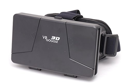 3D VRゴーグル ブラック VR GOGGLE BLACK