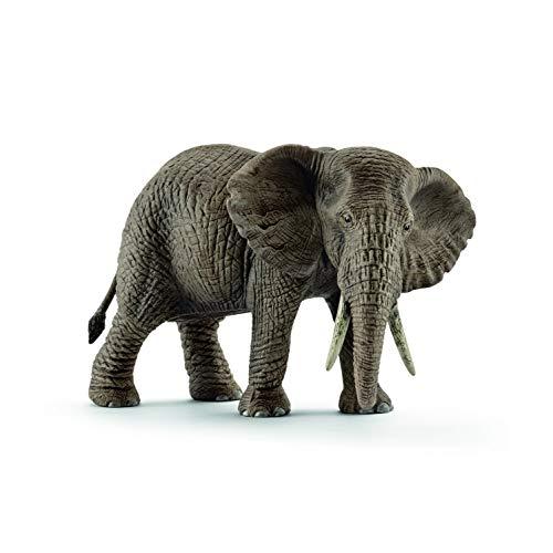 シュライヒ ワイルドライフ アフリカ象 (メス) フィギュア 14761