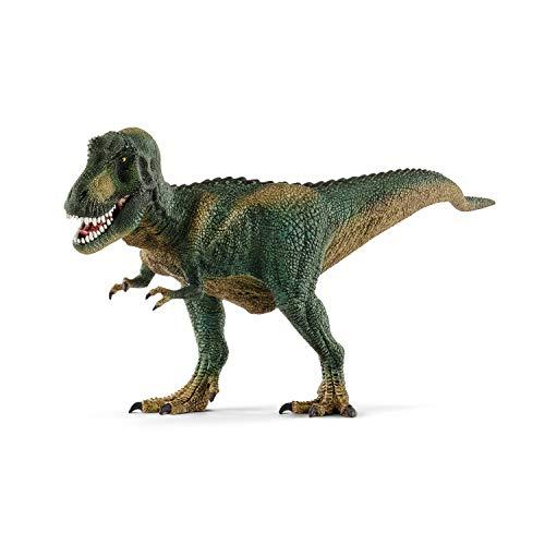 シュライヒ 恐竜 ティラノサウルス・レックス(ダークグリーン) フィギュア 14587