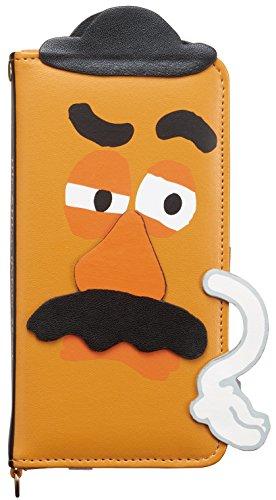サンクレスト iDress iPhone6s 4.7インチ 対応 ディズニー ダイカット手帳型カバー ポテトヘッド2 i6S-DN30