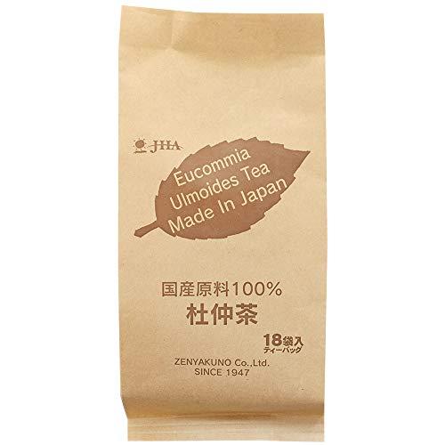 ゼンヤクノー クラフトシリーズ 国産杜仲茶[3g×6袋×3包] 54g
