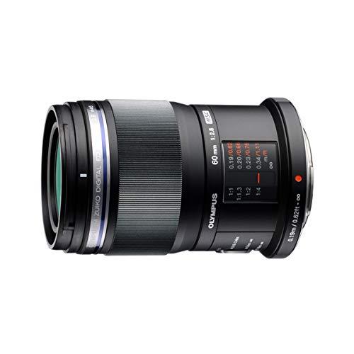Olympus M.Zuiko Digital - Macro lens - 60 mm - f/2.8 ED Macro - Micro Four Thirds - for Olympus E-PM2