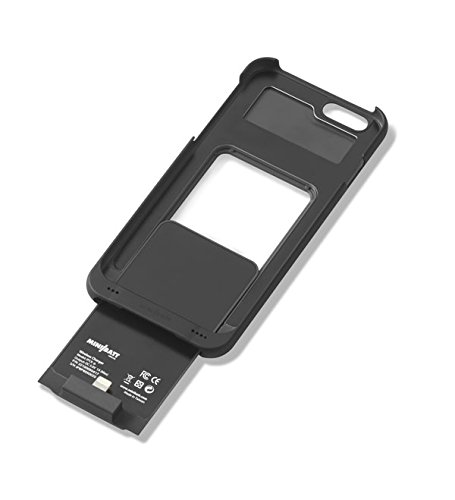 MINIBATT IPC 6 32100050415 Powercase QI/PMA iPhone 6