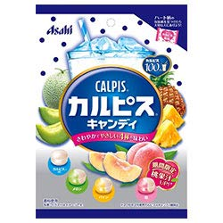 アサヒフード カルピスキャンディ 100g×12(6×2)袋入