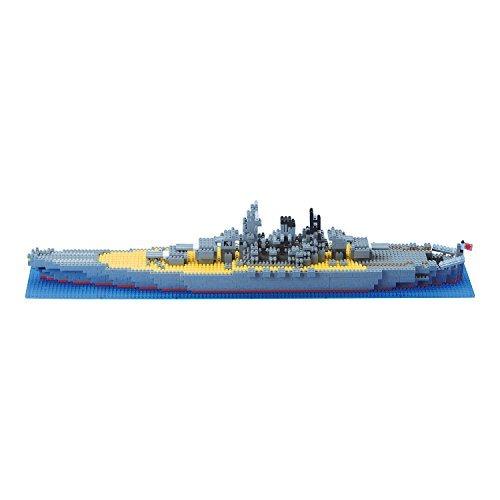 Nanoblock Technology NB-004 - Battleship Yamato [並行輸入品]