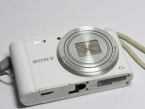 サイバーショット DSC-WX350(W) ホワイト