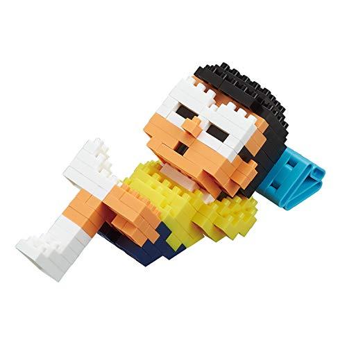ナノブロック I'm Doraemon のび太 (のび太の昼寝ポーズver.) NBCC_075