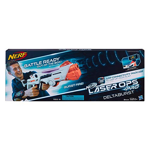 Nerf Laser Ops Pro DeltaBurst オプスプロ デルタバースト 光と音によるトイ、玩具 [並行輸入品]