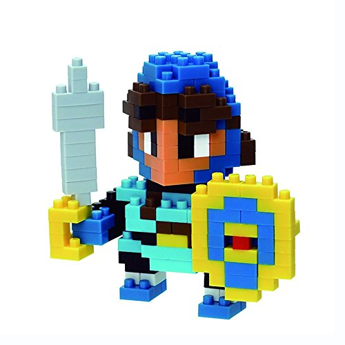 ドラゴンクエスト ナノブロック ドラゴンクエストII ローレシアの王子