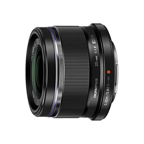 Olympus M.Zuiko Digital - Lens - 25 mm - f/1.8 PREMIUM - Micro Four Thirds - for Olympus E-P5, E-PL1s, E-PL3, E-PL5, E-PL6, E-PM1, E-PM2, OM-D E-M1, E-M10, EM-5, E-M5