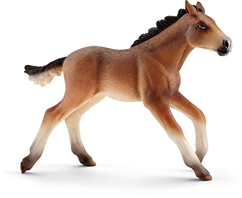 Schleich North America Mustang Foal Toy Figure [並行輸入品]