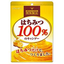 扇雀飴本舗 はちみつ100%のキャンデー 51g×6袋入×(2ケース)