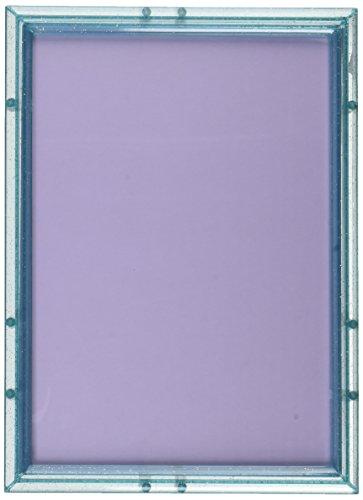 パズルフレーム クリスタルパネル キラブルー(18.2x25.7cm)