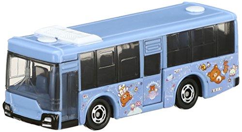 トミカ No.8 三菱ふそう エアロスター 立川バス×リラックマ (箱)