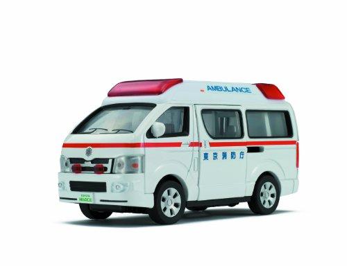 ダイヤペット DK-3106 1/36スケール 救急車