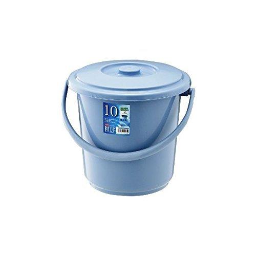 リス (業務用セット) BELC バケツ 12904-2 ブルー 1個入 【×3セット】
