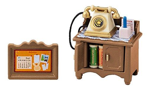Epoch Sylvanian Families Sylvanian Family Doll 'Phone Set Ka -501' [並行輸入品]