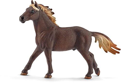 Schleich North America Mustang Stallion Toy Figure [並行輸入品]
