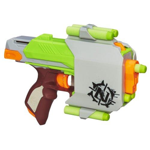 Nerf Zombie Strike Sidestrike Blaster ゾンビストライクサイドストライクブラスター  並行輸入品