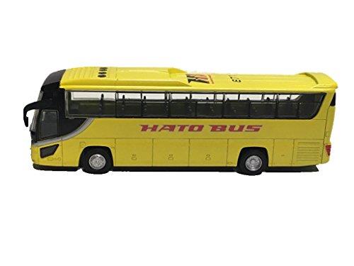 フェイスフルバス No.02 はとバス 1/80ダイキャストスケールモデル