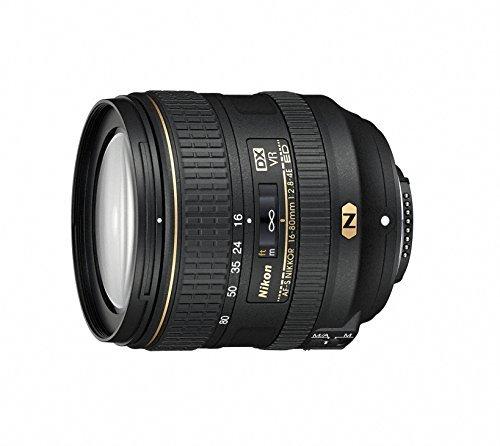 Nikon standard zoom lens af-s DX NIKKOR 16-80 mm f/2.8-4E ED VR [並行輸入品]