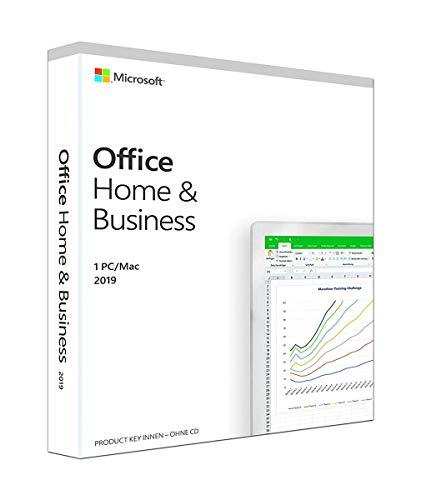 Microsoft Office Home and Business 2019 (最新 永続版) オンラインコード版 Windows10/mac対応 PC1台 マイクロソフト