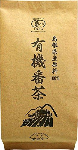 島根県産 有機番茶 100g
