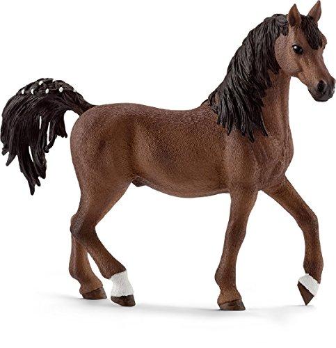 Schleich North America Arab Stallion Toy Figure [並行輸入品]
