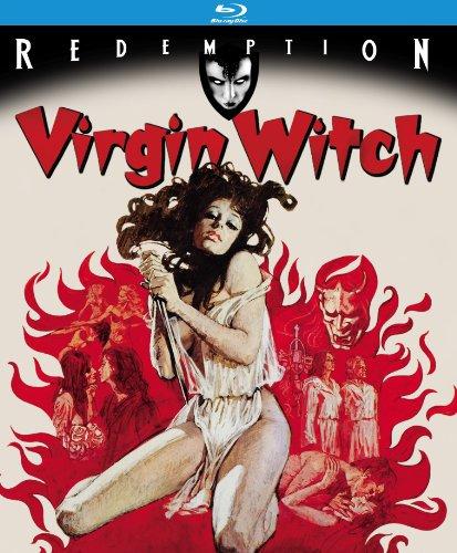 Virgin Witch [Blu-ray]