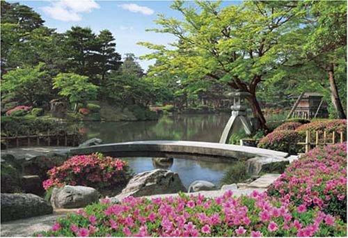 300ピース ジグソーパズル 兼六園-石川 (26x38cm)