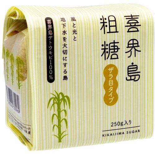 喜界島粗糖 ザラ目タイプ 250g