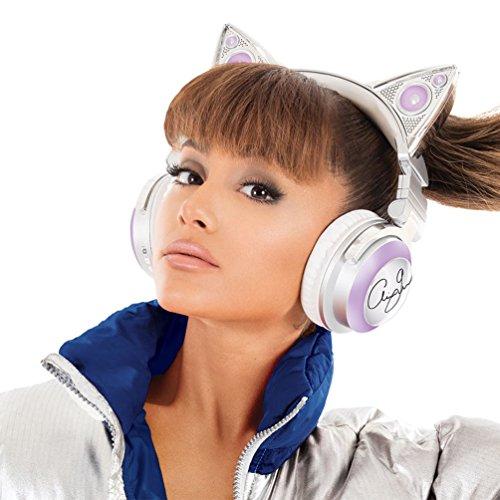 Limited Edition アリアナグランデ ワイヤレス Bluetooth 猫耳 ヘッドフォン